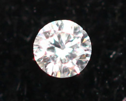 1.70mm Natural Light Pink To White Diamond Clarity VS Lot LZ1959