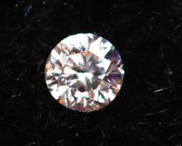 1.60mm Natural Light Pink To White Diamond Clarity VS Lot LZ1961