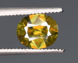 0.90 Carats Top Fire  Natural Sphene Gemstones