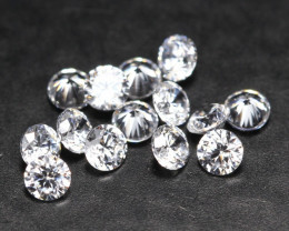 1.50-1.55mm G-Color VS-Clarity Natural Loose Diamond