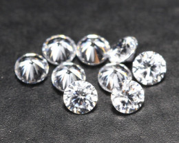 1.65-1.70mm G-Color VS-Clarity Natural Loose Diamond