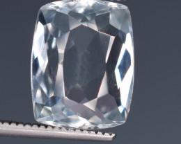 3.45 Carats Natural Aquamarine Gemstones 3