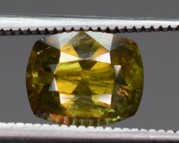 1.60 Carats Top Fire  Natural Sphene Gemstones