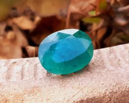 20 Ct Natural Blueish Rare Big Size Grandidierite Gemstone