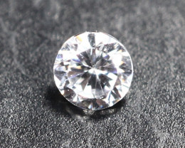 2.0mm F-Color VS-Clarity Natural Loose Diamond