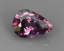 1.05 CTS LOVELY NATURAL PURPLE PINK COLOUR SPINEL SRILANKA NR!!!
