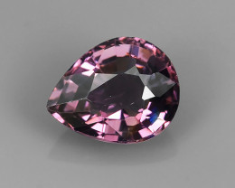 1.15 CTS  DAZZLING GOOD LUSTER 100% NATURAL FANCY~PURPLE SPINEL GEM STONE!!