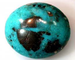 27-CTS NATURAL IRANIAN TURQUOISE TBG-3036