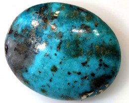 22.14-CTS NATURAL IRANIAN TURQUOISE TBG-3038