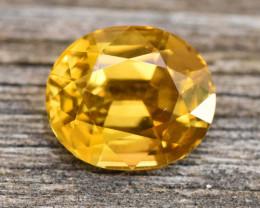 2.97cts Tourmaline - Bright Yellow Fire (RTO203)