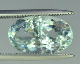 3.60 ct Natural Untreated Aquamarine