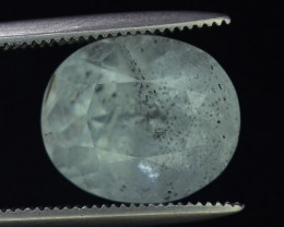 4.20 ct Natural Untreated Aquamarine