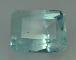 7.55 ct Natural Untreated Aquamarine