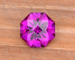 SALE!  2.07 ct Super Purple Master Cut Umbalite!