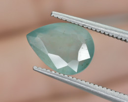 1.54 Crt Rare Grandidierite Faceted Gemstone (R28)