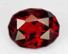 1.46 Ct Spessartite Garnet Pure Red Gem Quality Gemstone SG 52