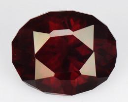 1.77 Ct Spessartite Garnet Pure Red Gem Quality Gemstone SG 57