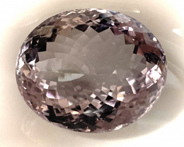 40.82ct Delightful Rose de France Natural Amethyst