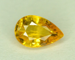 1.02 ct Natural Yellow Sapphire