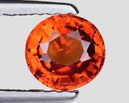 0.93 Ct Spessartite Garnet Top Quality Gemstone. FS 08