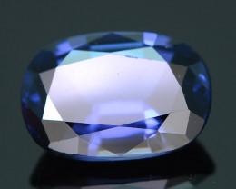 AAA Grade 1.16 ct Cobalt Tanzanian Blue Spinel SKU.6