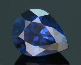 AAA Grade 1.04 ct Cobalt Tanzanian Blue Spinel SKU.6