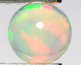 Crackers Colours Untreated Natural White Sudan Opal Cab