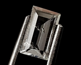 0.85Crt Rare Pollucite Best Grade Gemstones JI14