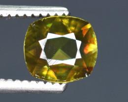 0.45 Carats Top Fire  Natural Sphene Gemstones