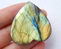 Beautiful Labradorite ,Handmade Gemstone ,Labradorite Pendant ,Lucky Stone