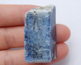 Raw Blue Kyanite Cabochon ,Handmade Gemstone ,Lucky Stone H3977