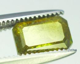 Top Fire 0.86 ct Natural Titanite Sphene