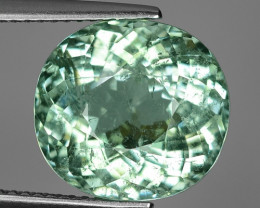 9.13 Ct AIG Certified Paraiba Toumaline Beautifulest Faceted Gemstone.