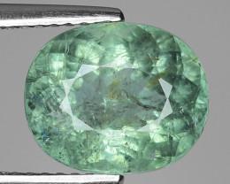 4.12 Ct AIG Certified Paraiba Toumaline Beautifulest Faceted Gemstone