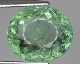 7.63 Ct AIG Certified Paraiba Toumaline Beautifulest Faceted Gemstone.