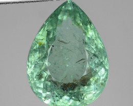 9.43 Ct  AIG Certified Paraiba Toumaline Beautifulest Faceted