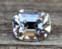 1.77cts Grey Spinel - Metallic Luster (RS142)
