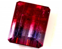 12.50CTS BICOLOR WATERMELON TOURMALINE  TBM-1640