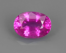 CERTIFIED ~EXCELLENT NATURAL ULTRA RARE SRILANKA PINK SAPPHIRE~