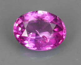 CERTIFIED ~1.81 CTS GORGEOUS NATURAL PINK SAPPHIRE OVAL  SRI LANKA!!