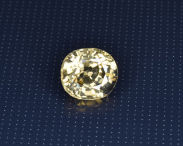 Natural Zircon 1.67 Cts Top Luster Gemstone