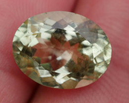 5.35 CRT BEAUTY CUT AQUAMARINE-