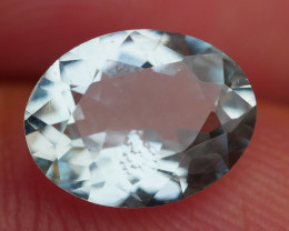 1.35 CRT BEAUTY CUT AQUAMARINE-
