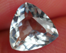 1.05 CRT BEAUTY CUT AQUAMARINE-