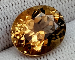 5.95CT NATURAL TOPAZ  BEST QUALITY GEMSTONE IGC65