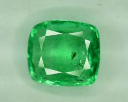 1.30 - Carats Clean Top Grade Panjsher Emerlad Gemstone