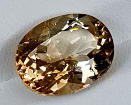 7.50Crt Natural Topaz  Best Grade Gemstones JI15