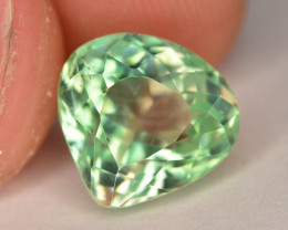 5.0 Ct Green Spodumene Gemstone From Afghanistan~ G AQ