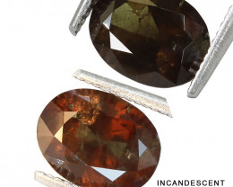 2.10ct Color-Change Garnet - NR Auctions