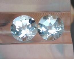 Aquamarine Calibrated Gemstones